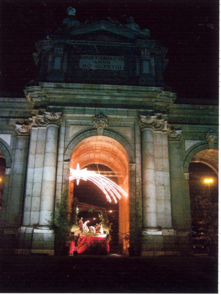 Belén Puerta de Alcala, Madrid