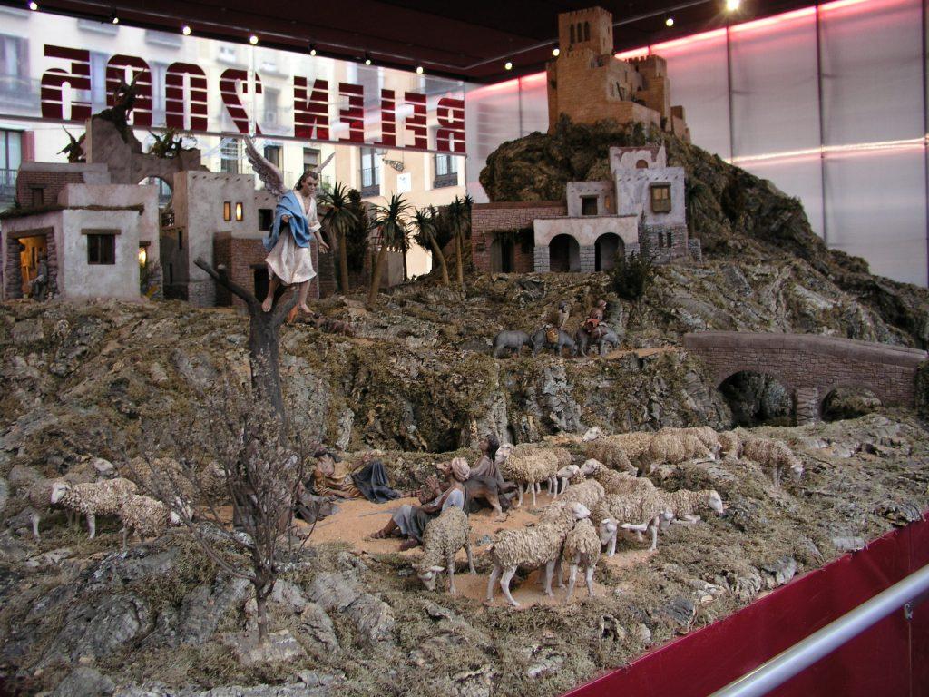 Belén Ayuntamiento de Madrid 2005