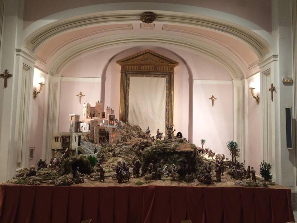 Belén Real Monasterio Santa Isabel 2018