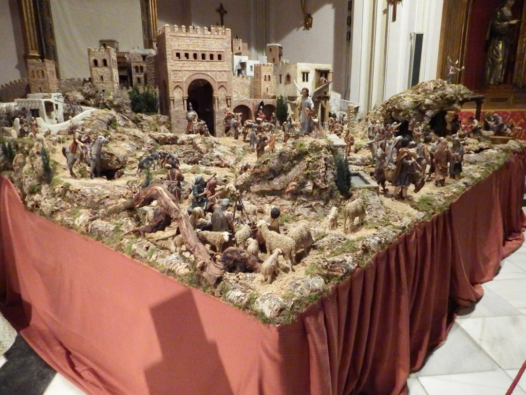Belén Real Monasterio Santa Isabel 2017
