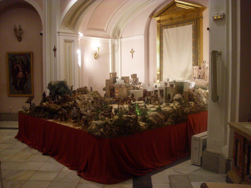 Belén Real Monasterio Santa Isabel 2012