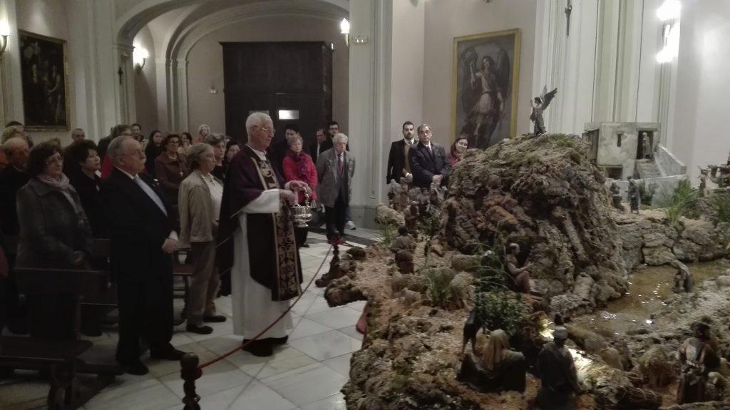 Belén Real Monasterio Santa Isabel 2015