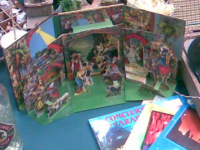 Exposición Junta Municipal Arganzuela 2009