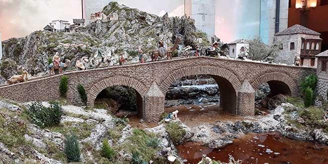 Puente de 8 metros